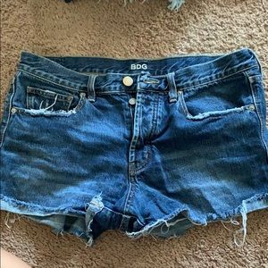 BDG tomgirl shorts